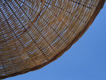 awning κάλαμος Στοκ Φωτογραφίες