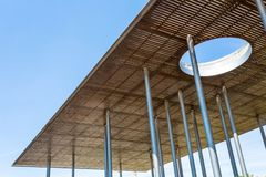 Awning for Shade royalty free stock photo