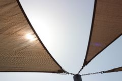 Awning Stock Photography