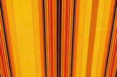 Awning texture detail. Awning striped texture detail as colorful abstract background royalty free stock images