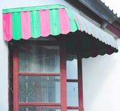 Awning window Stock Photography