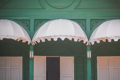 Awning And Window Stock Photography
