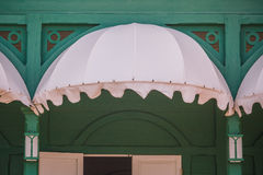 Awning And Window Royalty Free Stock Images