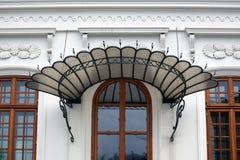 Awnings πορτών Στοκ Εικόνα