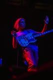 Awolnation concert at Bumbershoot Stock Images