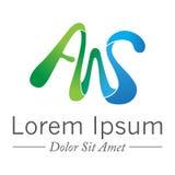 AWS-Logo Stockfoto