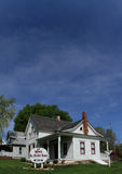 Ax morderstwa dom w Villlisca, Iowa Obraz Stock