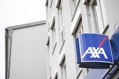 Axa Royalty Free Stock Photography