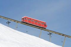 Axamer Lizum Olympiabahn Stock Image