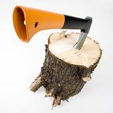Axe royalty free stock images
