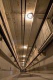 Axe d'ascenseur intérieur Soulevez la vue supérieure images libres de droits