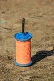 Axe de fil, festival de cerf-volant Photos stock