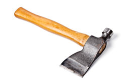 Axe Isolated On White Royalty Free Stock Photography