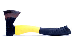 Axe isolated on white background. Axe isolated on a white background Royalty Free Stock Image