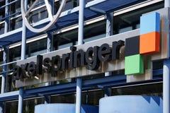Axel Springer Verlag Stock Photos
