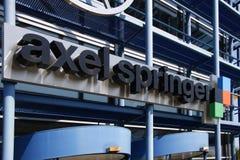 Axel Springer Verlag Royalty Free Stock Photos