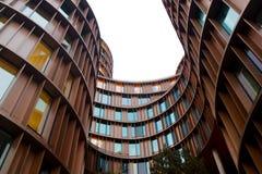 Axel Towers Copenhagen Arkivfoto