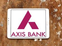 Axelbanklogo Royaltyfria Foton