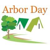 Axeldag Logo Illustration Arkivfoto