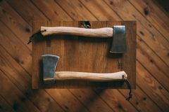 Axes Royalty Free Stock Images