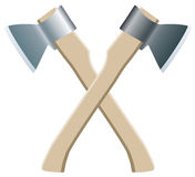 Axes Stock Image