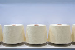 Axes de textile Photos stock