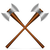 Axes Royalty Free Stock Photo