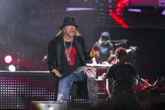 Axl Rose Photo libre de droits