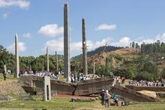 Axum, Αιθιοπία, Αφρική Στοκ εικόνα με δικαίωμα ελεύθερης χρήσης