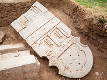 Axum stele Royaltyfria Foton