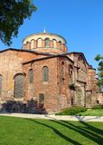 Aya Irini church in Istanbul, Turkey Royalty Free Stock Photo