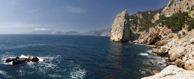 aya przylądka panorama Obrazy Royalty Free