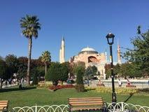 Aya Sofia Hagia Sofia Stock Afbeelding
