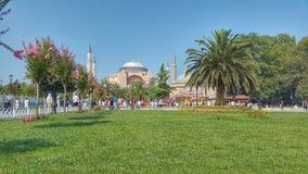 Aya sofia. Istambul stock photos