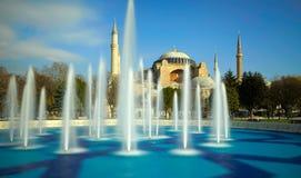 Aya Sofia. Istanbul. Turkey day stock photos