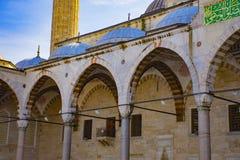Aya Sofia In Istanbul. Turkey royalty free stock image
