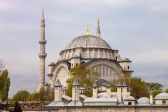 Aya Sofia Mosque in Istanbul, Turkey Royalty Free Stock Photo