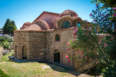 Aya Sofya also known as Hagia Sophia in Iznik, Turkey Royalty Free Stock Images
