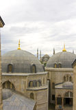 Aya Sofya Istanbul, Turkey Royalty Free Stock Photo