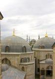 Aya Sofya Istanbul Turkiet Royaltyfri Foto
