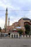 Aya Sofya Museum,Istanbul. Royalty Free Stock Photo