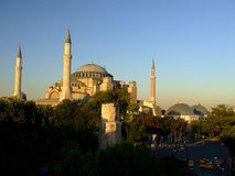 Aya Sophia Royalty Free Stock Photography