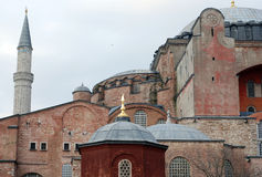 Aya Sophia Royalty Free Stock Image