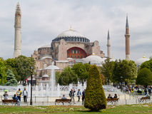 Aya Sophia, Istanbul, turkey Stock Photography