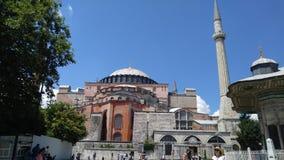 Aya sophia meczet Obraz Stock