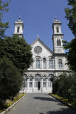 aya triada kościelny ortodoksyjny Obrazy Stock