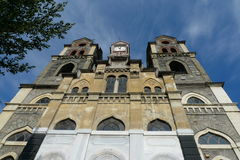 Aya Triada Orthodox Church Royalty Free Stock Photo
