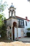 Aya Yorgi修道院在Buyukada,土耳其 库存图片