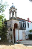 Aya Yorgi monaster w Buyukada, Turcja Obrazy Stock