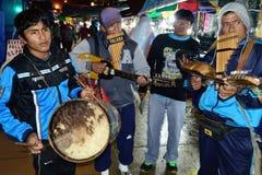Ayabaca - Περού Στοκ εικόνες με δικαίωμα ελεύθερης χρήσης